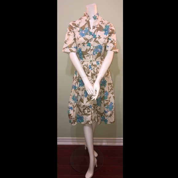 Vintage Cos Cob dress